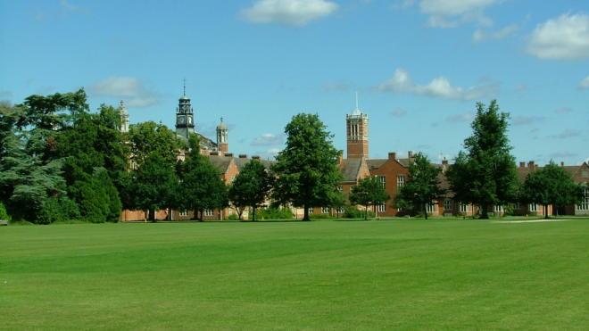 Vacanza studio - Gli spazi del Christ's Hospital College di Horsham