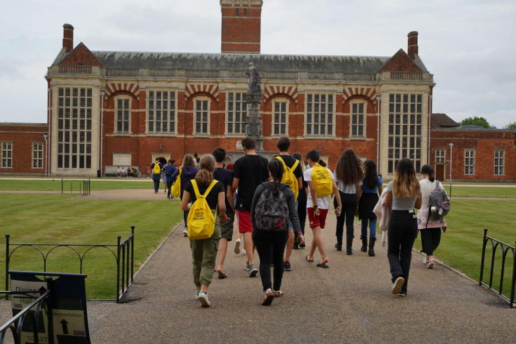 Vacanza in College ad Horsham