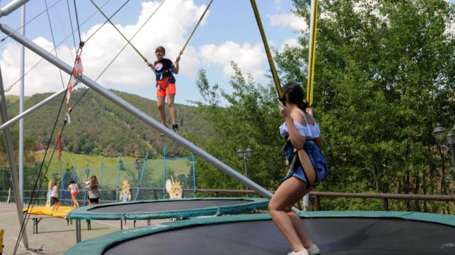 Camp estivi in Trentino - Crazy Jump