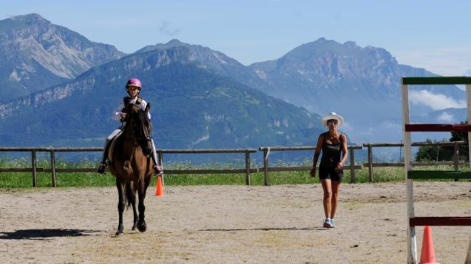 Polsa di Brentonico - camp estivi - equitazione
