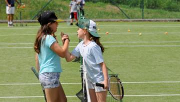 Tennis per bambini: quando iniziare?