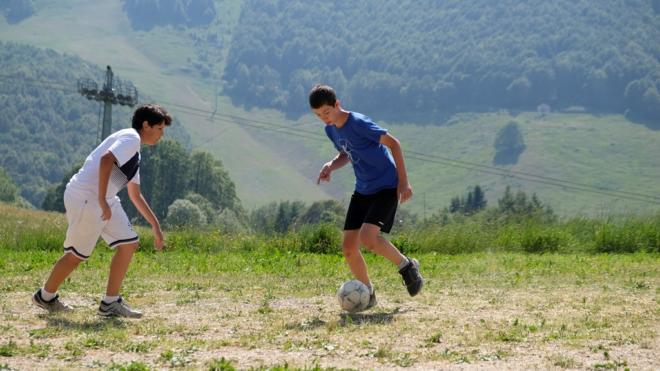 Camp estivi in Trentino - attività sportive