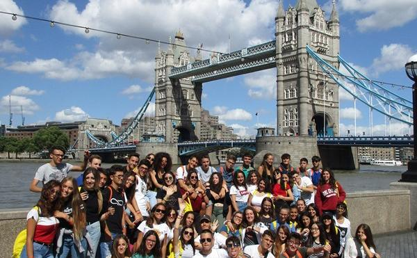 Vacanza studio - Gita al London Bridge