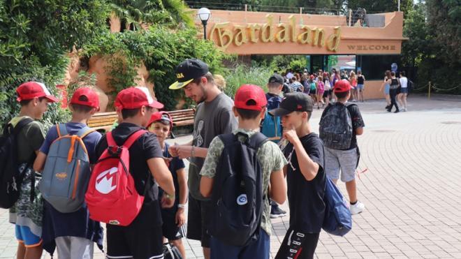 Vacanze per ragazzi con gita a Gardaland