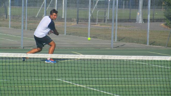 Tennis Camp in Trentino