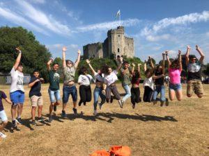 vacanze per ragazzi in Inghilterra