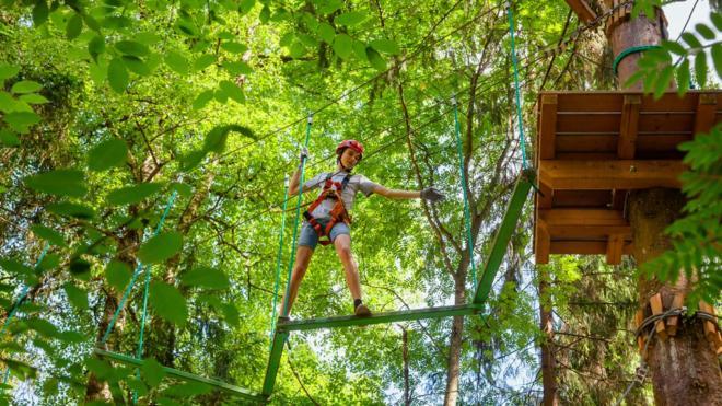 Campi avventura in Trentino
