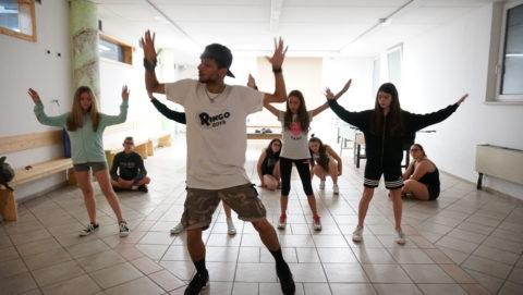 Trentino Dance Camp