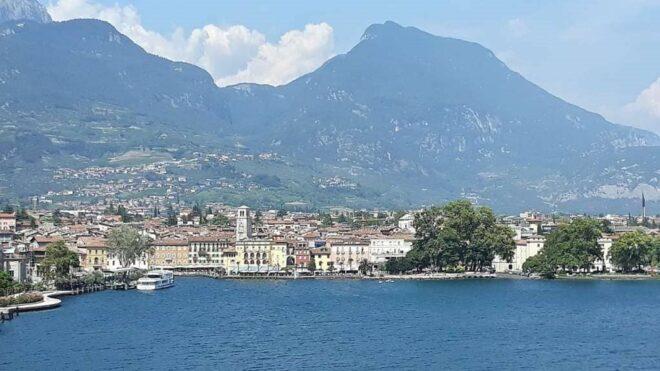 Vacanze per ragazzi gita a Riva del Garda